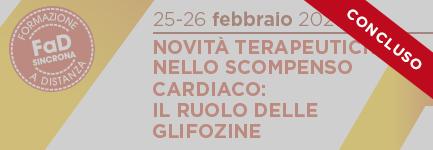 NOVITÀ TERAPEUTICHE NELLO SCOMPENSO CARDIACO:  IL RUOLO DELLE GLIFOZINE