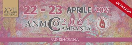 XVII CONGRESSO REGIONALE ANMCO CAMPANIA 2021