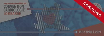 CONGRESSO REGIONALE ANMCO 2021 CONVENTION CARDIOLOGIE LOMBARDE