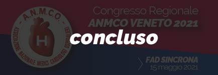 CONGRESSO REGIONALE ANMCO VENETO 2021