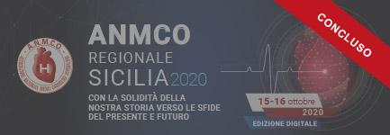 CONGRESSO REGIONALE ANMCO SICILIA 2020 - CON LA SOLIDITÀ DELLA NOSTRA STORIA VERSO LE SFIDE DEL PRESENTE E DEL FUTURO