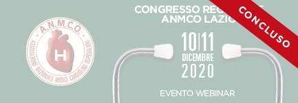 CONGRESSO REGIONALE ANMCO LAZIO 2020